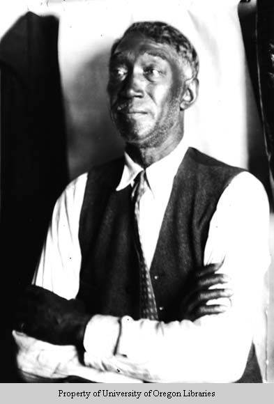 Ashford Kennedy, African-American janitor, Union Church, Berea Kentucky, n.d., Doris Ulmann Collection, PH038-01-0112, Doris Ulmann (1882-1934) photographs, 1920s-1934