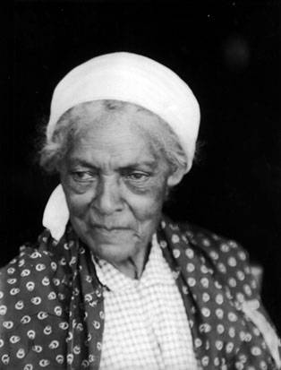 African-American Woman with White Kerchief, Berea, Kentucky, pre 1931, Doris Ulmann Collection, PH038-13-1616, Doris Ulmann (1882-1934) photographs, 1920s-1934