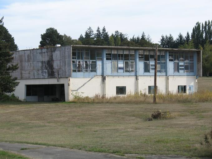 Lane Building, Fairview Training Center (Salem, Oregon)