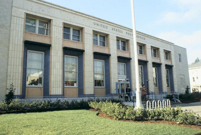 United States Post Office (Eugene, Oregon)