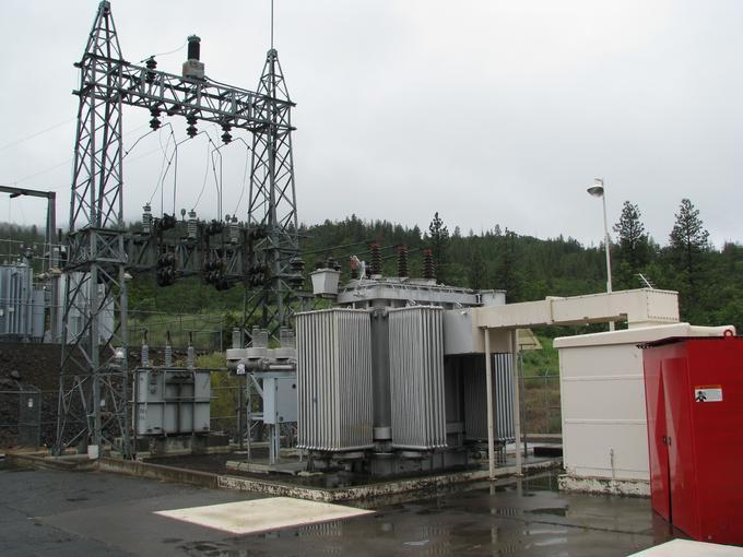 Green Springs Power Plant (Ashland, Oregon)