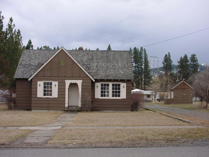 Office Building, Wallowa Ranger Station (Wallowa, Oregon)