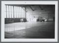 Hangar at Sand Point Naval Air Station, April 1962