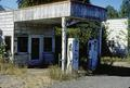 Gas Station (Unidentified Site, Oregon)