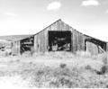Barn, Shirk Ranch (Adel, Oregon)