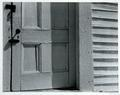 Church Door, Hornitos, 1940