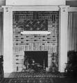 Tapestry Brick Fireplace (Portland, Oregon)