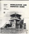 Cover of Mobillization and Dispatch Guide with log lookout